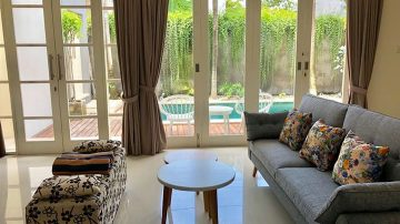 3 bedroom villa in Umalas-Kerobokan