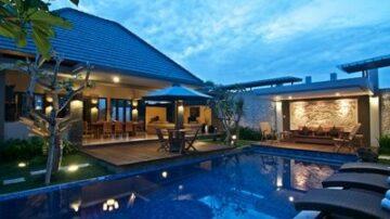 Beautiful 4 bedroom villa in Seminyak