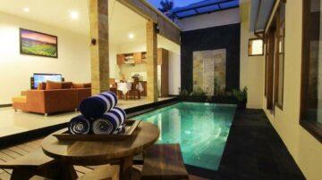 Nice 2 bedroom villa in Pererenan