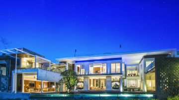 Magnificent Jimbaran Bay View Villa
