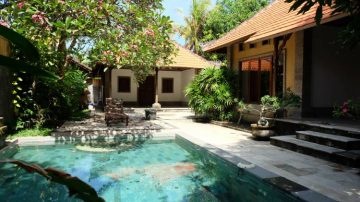 Newly renovated – 2 bedroom villa in Sanur