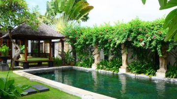Great Balinese Style Villa – Hotspot – Secured Compound