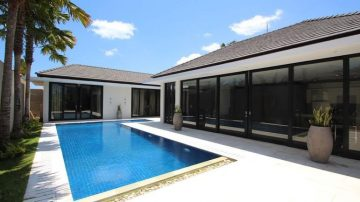 CONTEMPORARY HIGH END 3 BEDROOM VILLA