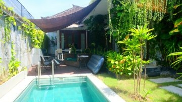 Nice 2 bedroom villa in Kerobokan
