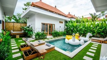 Best location in Seminyak – 3 bedroom villa