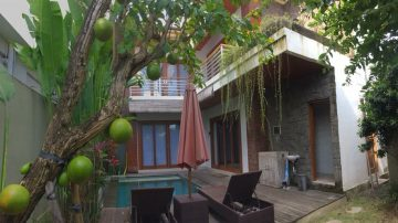 3 bedroom villa in Padonan, Canggu