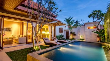 2 bedroom luxury villa in Sanur – Beach Side