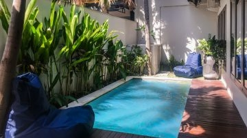 Double story 3 bedroom villa in Kunti – Seminyak