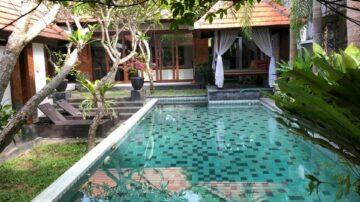 3 bedroom villa in Berawa – Canggu