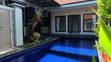 2 bedroom unfurnished villa in Sanur