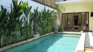 Stylish 2 bedroom villa in Sanur