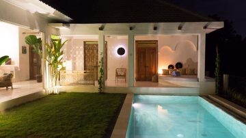 Amazing Family Villa – Beautiful Design – Paddy View