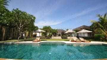 Excellent 4 bedroom villa on 23ARE in North Canggu