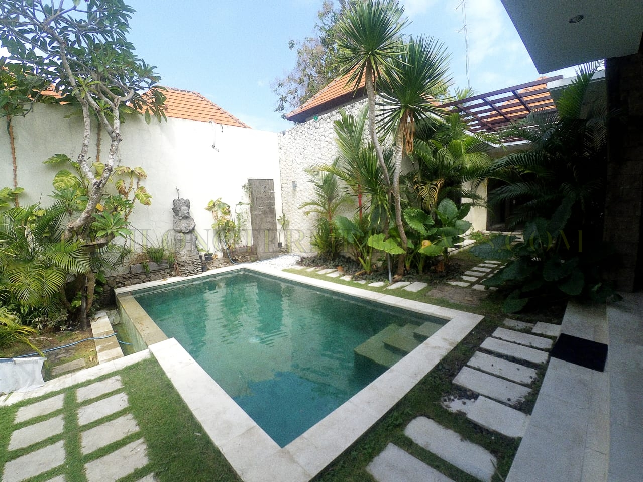 Beach Side – 3 bedroom villa in Sanur