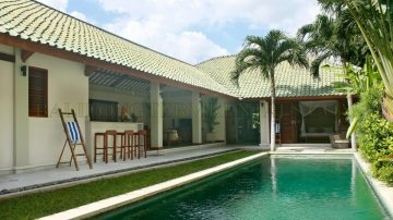 3 bedroom villa in a quiet place of Umalas area