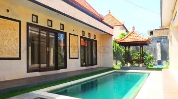 New 3 bedroom unfurnished villa in Berawa Canggu