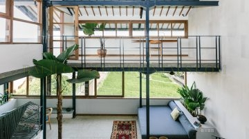 Batu Bolong – Contemporary  2 bedroom Loft Apartment