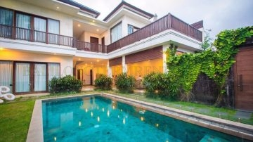 3 BEDROOM VILLA JUST A SHORT WALK TO CANGGU BEACH