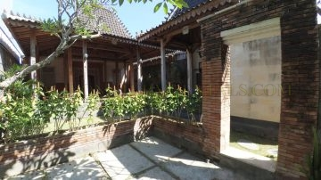 Joglo house in Sanur