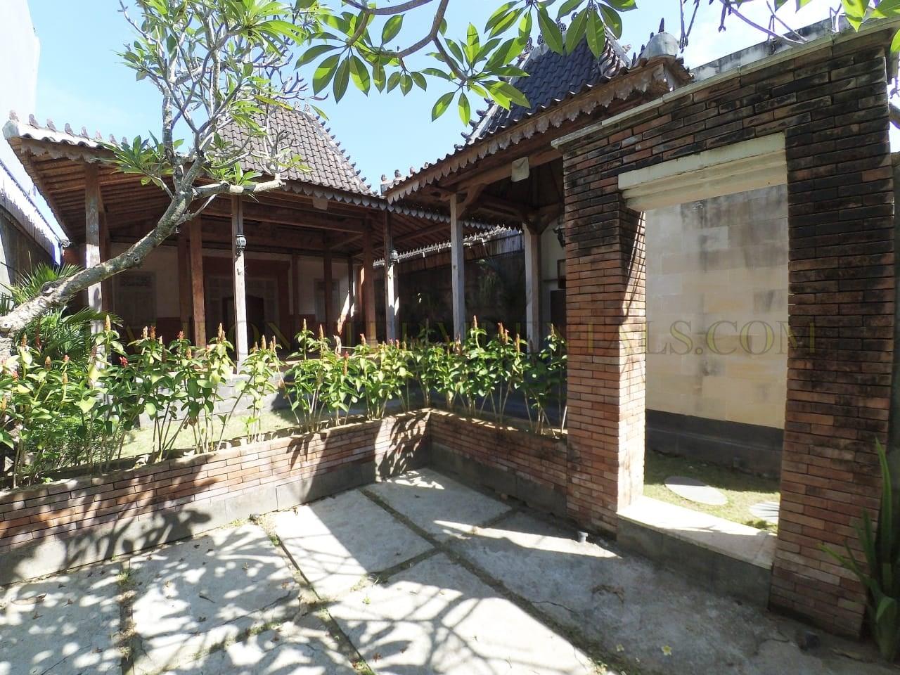 Joglo house in Sanur