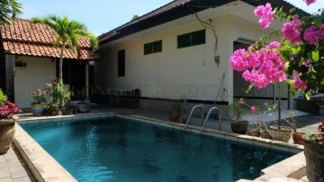 4 BEDROOM UNFURNISHED HOUSE IN SANUR