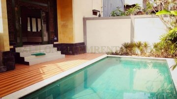 2 bedroom villa in Canggu area