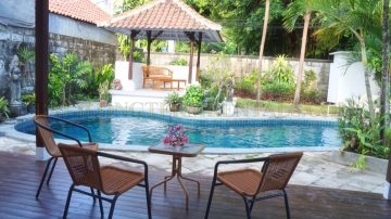 Beach Side – 4 bedroom villa in Sanur