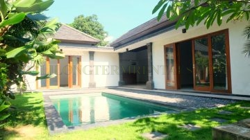 3 bedroom unfurnished villa in Umalas area