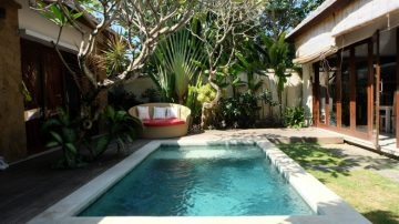 Beach Side – two bedroom villa for monthly rental