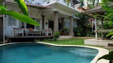 Wonderful 4 bedroom family villa