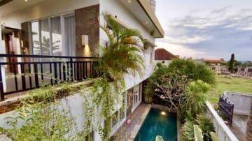 Modern 3 bedroom villa in popular Berawa location