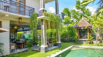 Villa for yearly rent in Kerobokan, 3-BEDROOM