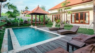 A Rare Find – 3 bedroom villa in a quiet complex