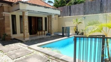 3 bedroom villa in Sanur – Available November 2018
