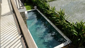3 Bedroom Villa with Rice Paddy View