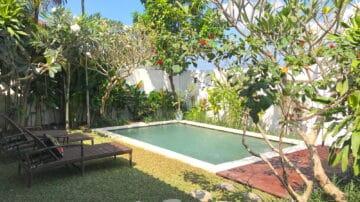 Bright open plan 3 bedroom villa in Kerobokan