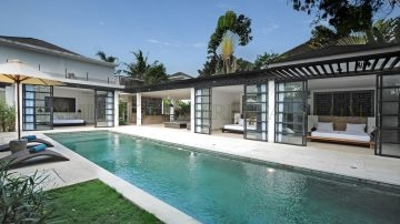 Wonderful 3 bedroom villa in Umalas