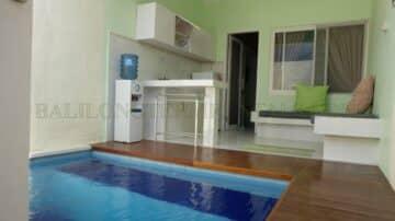 Stylish one bedroom in Seminyak