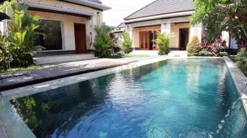 Lovely 3 bedroom villa in Sanur – Walking distance to the beach