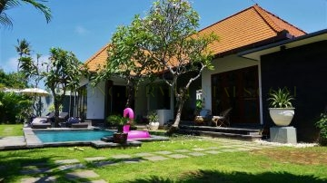2 bedroom villa in Sanur – Beach Side