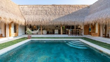 Charming Eco-Luxurious 3 bedroom villa in Uluwatu