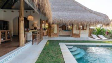 Charming Eco-Luxurious 3 bedroom villa in Uluwatu