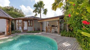 beautiful 2 bedroom villa in Berawa