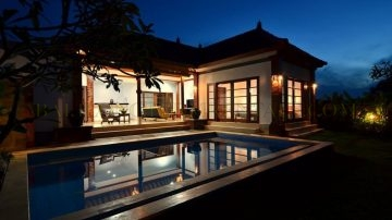 Balinese heritage 2 bedroom villa in Canggu area