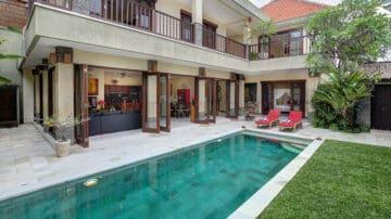 Top Choice – Spacious and Modern 4 bedroom villa