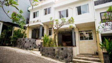 2 Bedroom Townhouse Nusa Dua