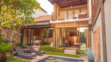 Stunning 2 bedroom villa in North Seminyak