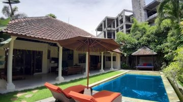 Nice 3 bedroom balinese villa in umalas