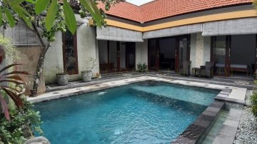 nice 2 bedroom villa in Sanur