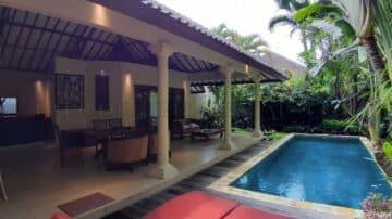 Beautiful 2 bedroom Balinese villa in Umalas